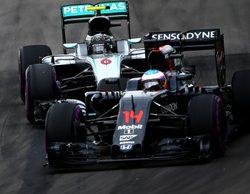 """Fernando Alonso felicita a Rosberg: """"Espero que en 2017 podamos luchar contra él"""""""