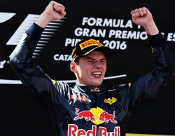 """Max Verstappen: """"Es una gran satisfacción ganar premios"""""""
