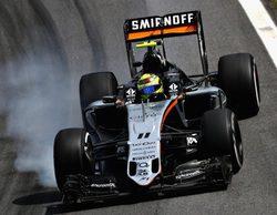 """Sergio Pérez: """"Force India podría llegar a estar entre los tres primeros en 2017"""""""