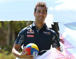 "Daniel Ricciardo: ""Extendí mi contrato con Red Bull porque confío en lo que tenemos"""