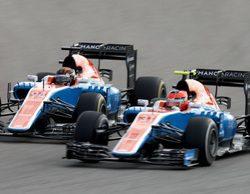 Manor Racing podría abandonar la Fórmula 1 por problemas económicos