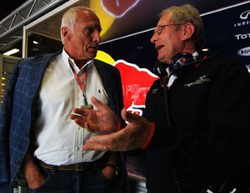 Dietrich Mateschitz cree que Red Bull luchará por victorias a mediados de temporada