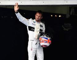"""Jenson Button: """"Espero que McLaren haya dado un paso adelante con el MP4-32"""""""