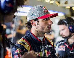 Carlos Sainz espera que Toro Rosso sea quinto en el Campeonato de 2017