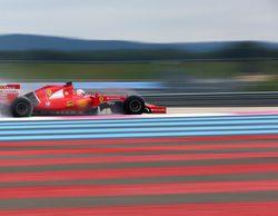 Ferrari es la elegida por Pirelli para probar los neumáticos de lluvia