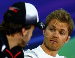 """Nico Rosberg: """"Habría preferido que Alonso tomara mi lugar en Mercedes"""""""