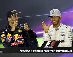 Daniel Ricciardo asegura que vencería a Hamilton en las mismas condiciones