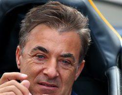 Jean Alesi, crítico con la vuelta de Felipe Massa a la F1