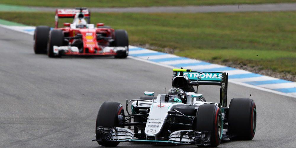 """Nico Rosberg, sobre Vettel: """"Sería una opción sensata para Mercedes en 2018"""""""