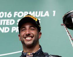 Ricciardo espera que Red Bull y Mercedes estén arriba en 2017