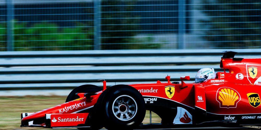 Desde Pirelli afirman no tener culpa del accidente de Vettel en Fiorano