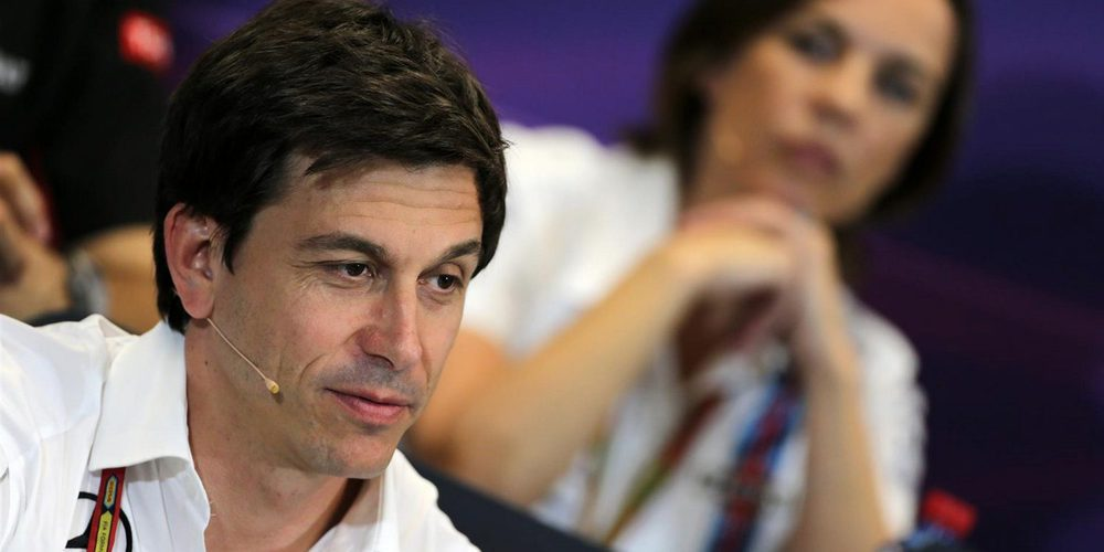Toto Wolff, Ross Brawn y Claire Williams apuntan lo que se avecina en 2017