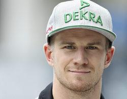 Nico Hülkenberg mantiene asociación con Dekra