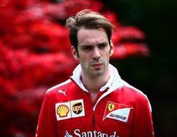 Jean-Eric Vergne deja de ser probador de Ferrari