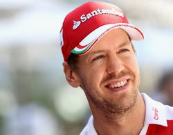 Sebastian Vettel cree en el título con Ferrari