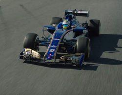 VÍDEO: Marcus Ericsson conduce el Sauber C36 en el Circuit