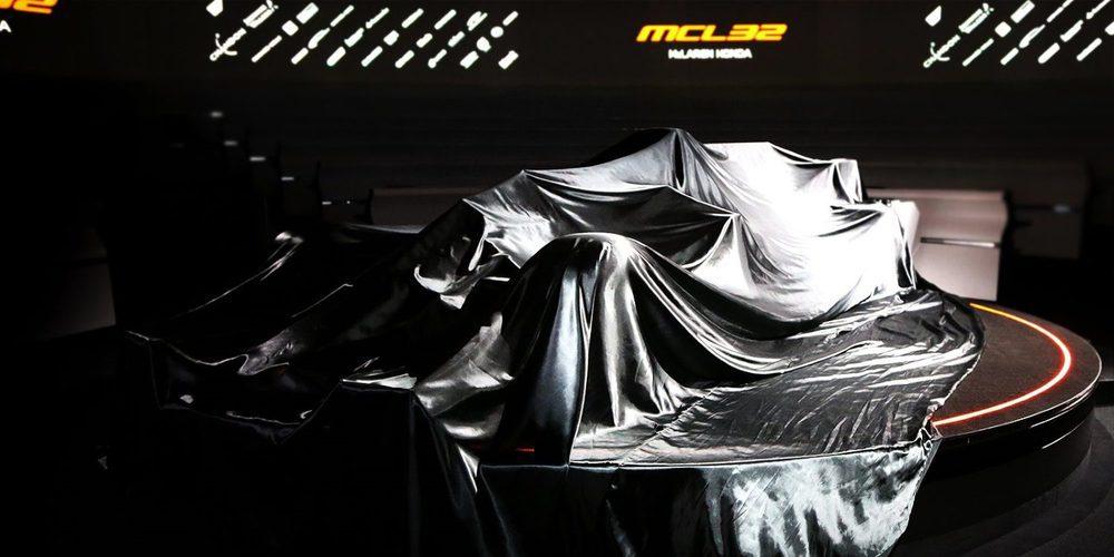 Resultado de imagen de Presentación McLaren F1