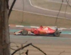 VÍDEO: Kimi Räikkönen estrena el SF70H en el circuito de Fiorano