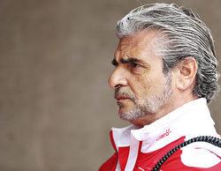 """Maurizio Arrivabene: """"El coche es el resultado del esfuerzo en equipo y estoy muy orgulloso"""""""