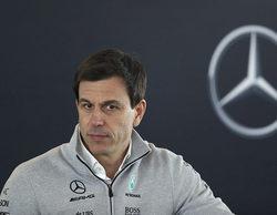 Toto Wolff desestima protestas contra el Mercedes W08