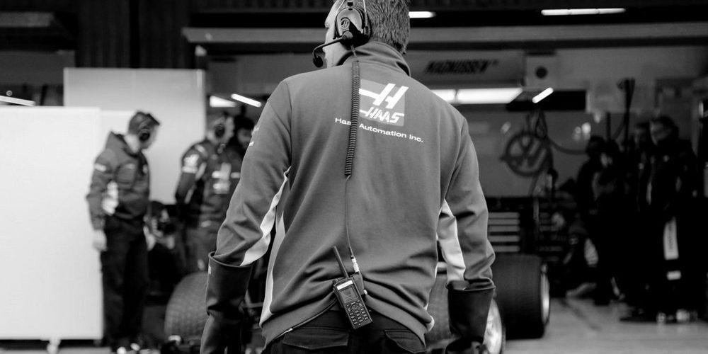 Presentación del Haas 2017: VF17
