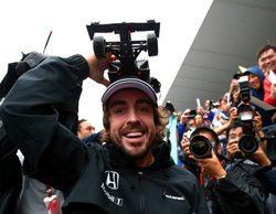 """Fernando Alonso optimista por el """"nuevo y agresivo"""" McLaren MCL32"""