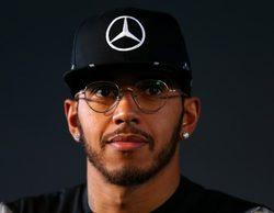 """Lewis Hamilton: """"Las ruedas son tan duras que no decaen"""""""