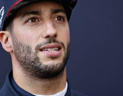 """Daniel Ricciardo: """"Es bueno terminar el día con algo positivo"""""""