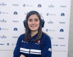 Tatiana Calderón llega a la Fórmula 1 de la mano de Sauber