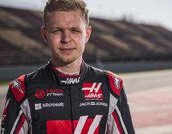 """Kevin Magnussen: """"Estoy muy contento con la sensación que tengo en el coche"""""""