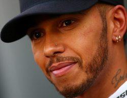 """Lewis Hamilton: """"Tengo moratones y cardenales donde nunca antes los había tenido"""""""