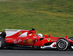 """Toto Wolff: """"Ferrari es realmente rápido"""""""