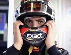 """Max Verstappen: """"Fue lamentable que tuviéramos que parar al final, pero estamos confiados"""""""