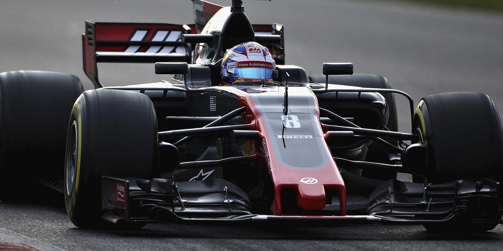 """Romain Grosjean: """"Todavía estamos evaluando cómo va el coche y cómo podemos mejorar"""""""
