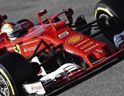 Sebastian Vettel domina y disipa las dudas que asomaron ayer en Ferrari