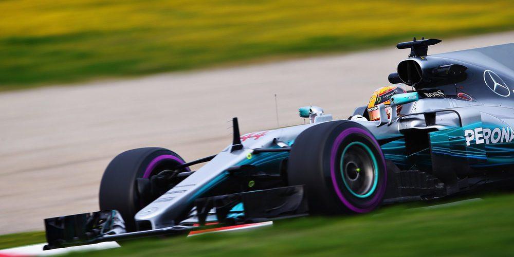 """Lewis Hamilton: """"Creo que en Ferrari son más rápidos de lo que muestran"""""""
