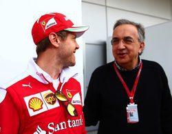 "Sergio Marchionne: ""Todavía estamos por detrás de Mercedes"""