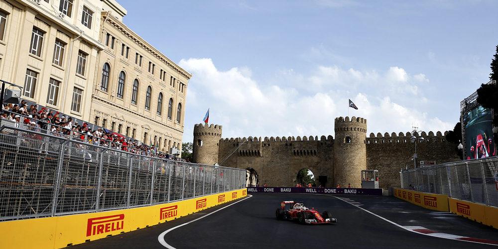 El promotor del GP de Azerbaiyán responde a las críticas del CEO de Liberty, Greg Maffei