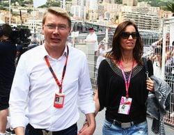 Mika Häkkinen vuelve al equipo McLaren como 'socio embajador'