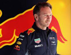 """Christian Horner: """"Para alcanzar a Mercedes, debemos encontrar medio segundo"""""""