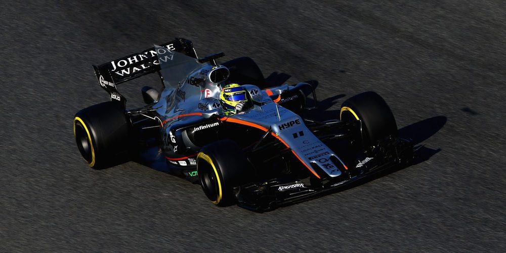 """Sergio Pérez: """"Estos son coches que motivan a los pilotos a dar lo mejor"""""""