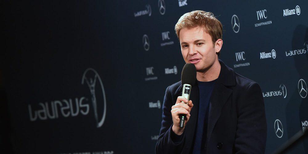 """Nico Rosberg: """"Por el momento, estoy trabajando en proyectos sociales"""""""