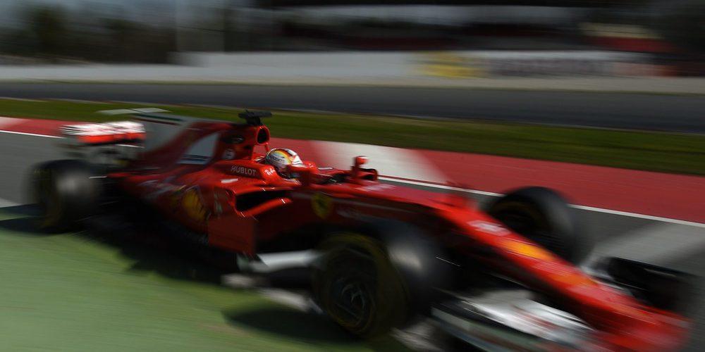 """Mario Isola: """"Ferrari está en buena forma"""""""
