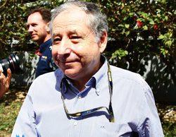 """Jean Todt: """"La visión es mejorar la Fórmula 1, pero los V10 deberían quedarse en el pasado"""""""