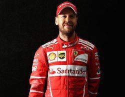 """Sebastian Vettel: """"Los tiempos de los test no importan mucho, pero estamos contentos"""""""