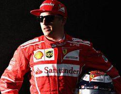 """Kimi Räikkönen: """"Podemos estar contentos, el día no fue mal"""""""