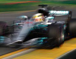 Un Lewis Hamilton sin rival logra la pole del GP de Australia 2017