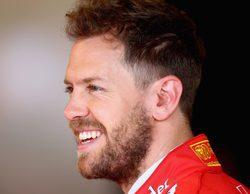 Sebastian Vettel comanda unos Libres 3 acortados por una bandera roja