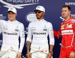 """Lewis Hamilton: """"Ha sido un fin de semana fantástico hasta ahora"""""""