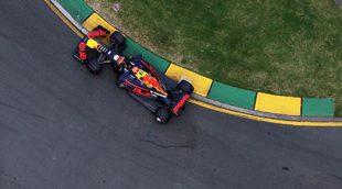 """Max Verstappen: """"Es importante tener una salida limpia y rápida"""""""